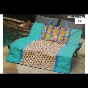Matilda Jane Beach Blanket